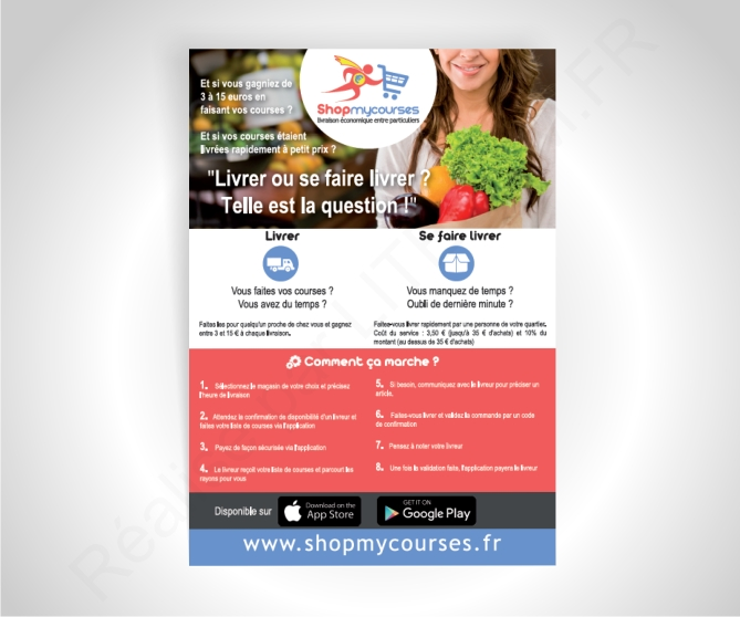 Flyer Shopmycourses