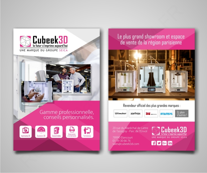 Flyer Cubeek
